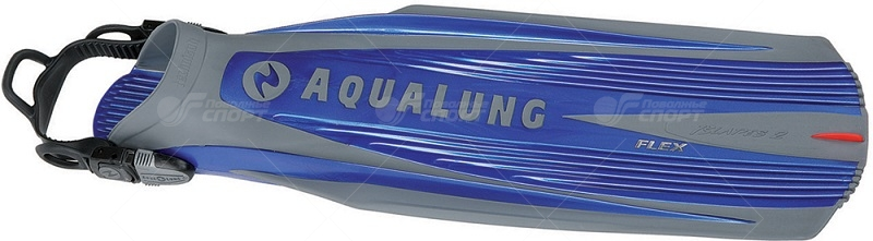 Ласты Aqua Lung Blades Flex ESBS, small цв.blue арт.TN211300