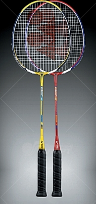 Ракетка бадминтон Yonex арт.B-700 DF (white/red)