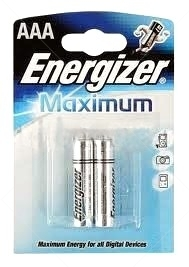 Элем. пит. Energizer Maximum арт.E92/LR03 BP2