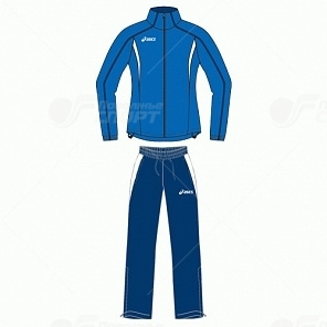 Костюм жен. Asics Suit Pretty Lady арт.T817Z5 р.XS-L