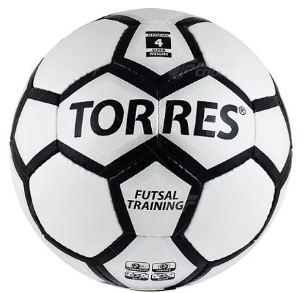 Мяч ф/б Torres Futsal Training арт.F30104 р.4